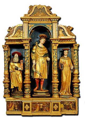 Altari Lignesi Basilica di Santa Maria Assunta