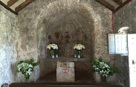 Cappella Santa Caterina dopo restauro