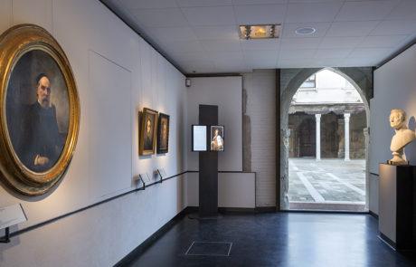 Sala degli artisti