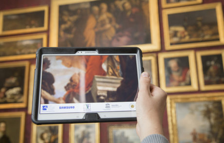 Samsung Galleried ell'Accademia