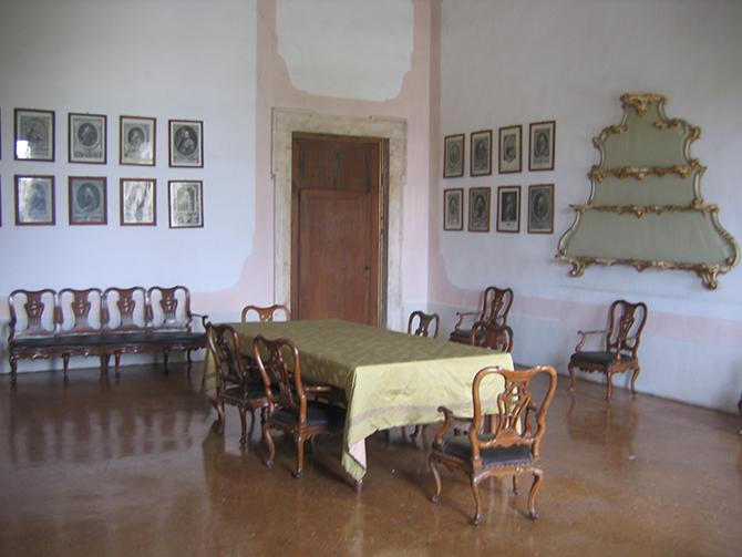 Sala da pranzo prima 3