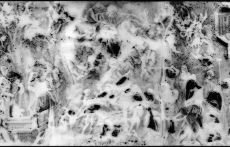 Radiografia del paliotto