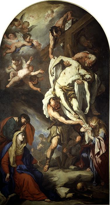 Giordano Luca - Deposizione 2 (sala 5)