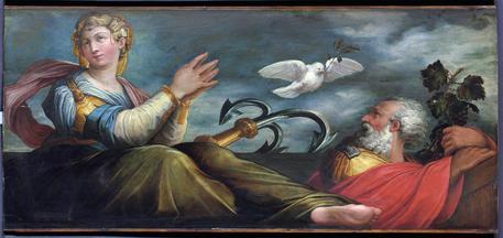 Raccolta fondi per lacquisizione del dipinto di Vasari, La Speranza